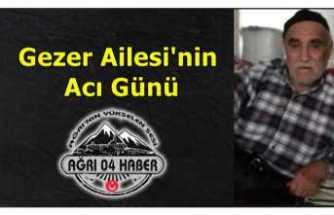 Gezer Ailesinin Acı Günü