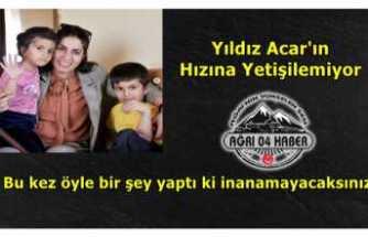 Yıldız Acar Sadece Ağrı'nın Değil Türkiye'nin En İyileri Arasında