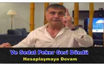 Sedat Peker Geri Döndü '' Gereğini yapmayanlarla ilgili söyleyeceklerimiz elbette olacaktır''