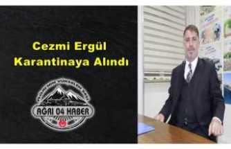 Belediye Başkanı Karantinaya Alındı