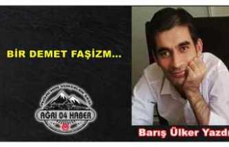 BİR DEMET FAŞİZM...