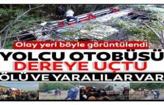Katliam Gibi Kaza 2 Ölü 15 Yaralı