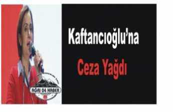CHP İl Başkanı 5 Ayrı Suçtan Ceza Aldı