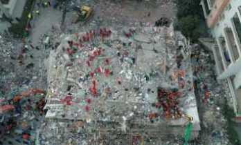 İzmir de Enkaz Altında Kaç Kişi Var ,Ölü Sayısı Kaç