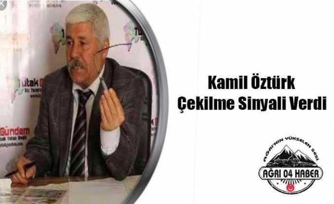 Tutak HDP Aday Adayı Öztürk Çekilebilir