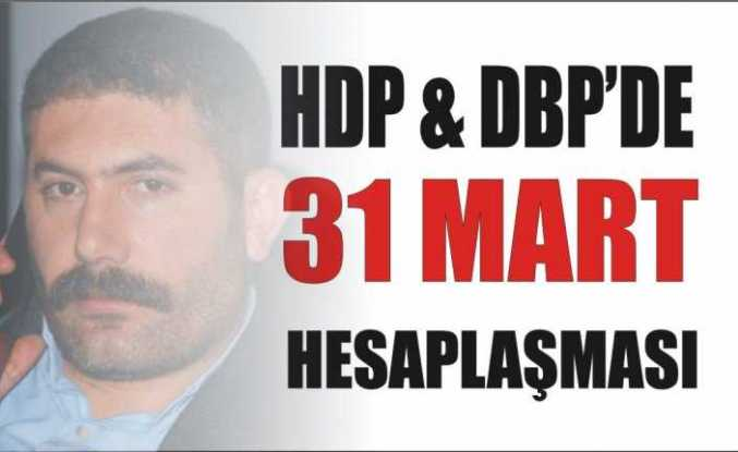 Ağrı HDP de İç Hesaplaşma Başladı