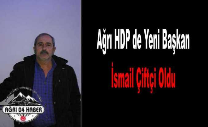 Ağrı HDP Kongre Yaptı