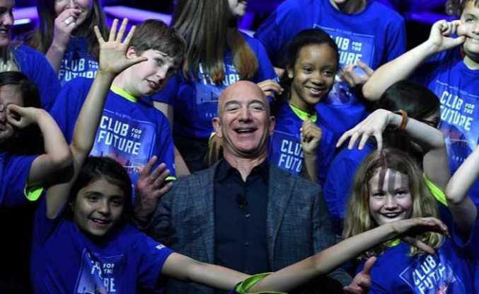 Dünyanın En Zengin İkinci Adamı Jeff Bezos Tükendiğini Açıkladı