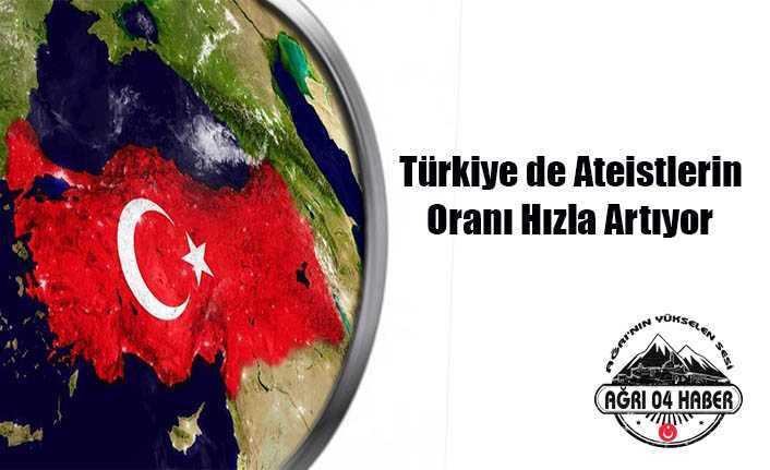 Türkiye de Dindar Nüfus Azalıyor