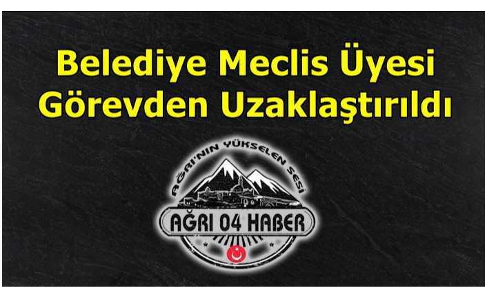 HDP'li Meclis Üyesi Görevden Alındı