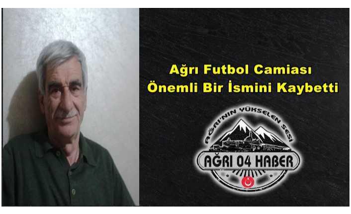 Ağrı Futbolu Camiasının Acı Günü