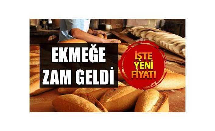 Ağrı da Ekmek Zamlandı